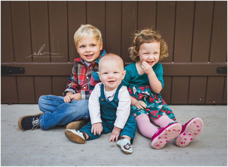 Three siblings | River Forest IL photographer