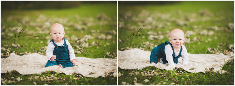 5 month old baby photos | Chicago IL photographer
