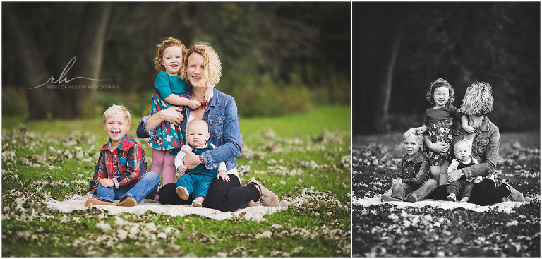 Photos of mom with children | Chicago