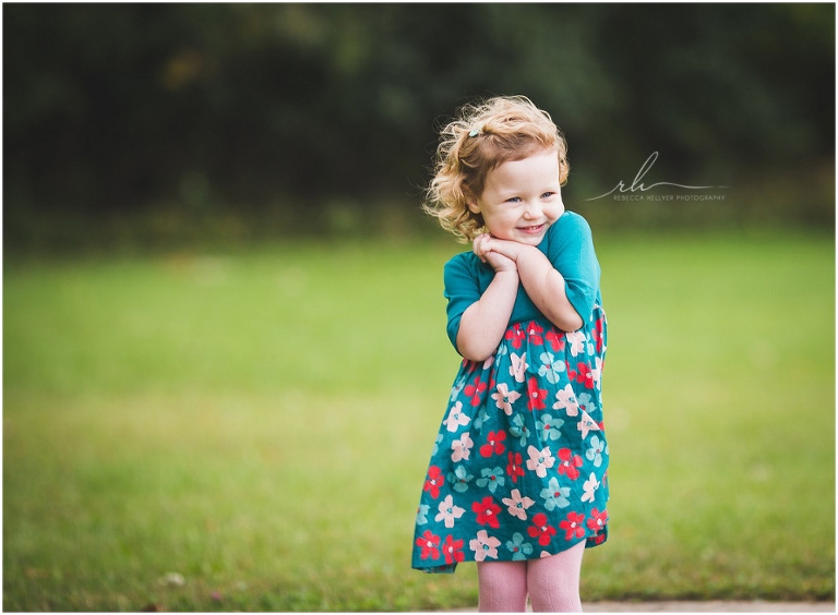 Toddler photographer in Chicago