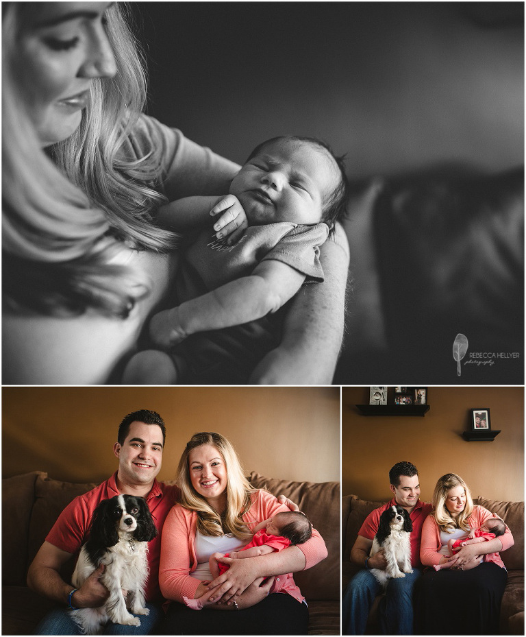 Chicago Newborn Photographer | Rebecca Hellyer Photography
