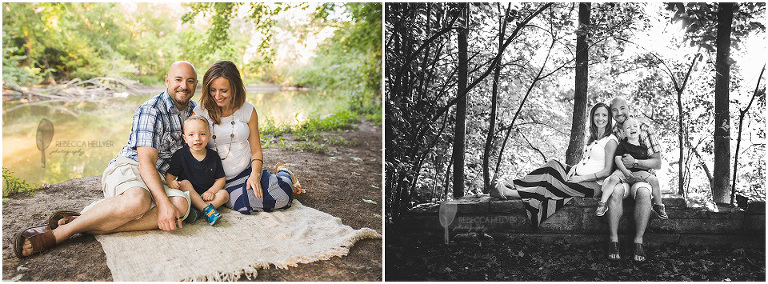 Chicago Photographer | La Bagh Woods | Rebecca Hellyer Photography