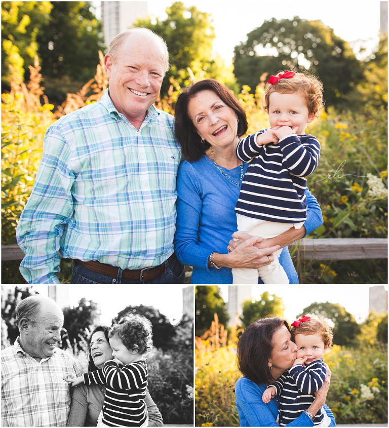 photos with grandparents | Chicago Photographer