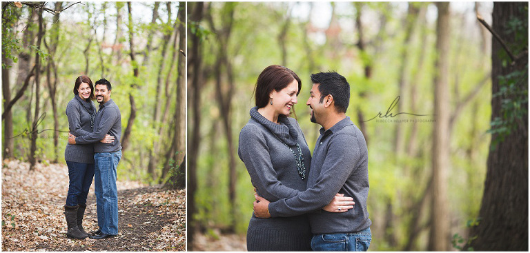 Chicago Couples Photographer | Rebecca Hellyer Photography