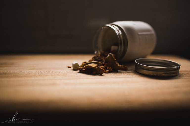 Fine art tea photographs