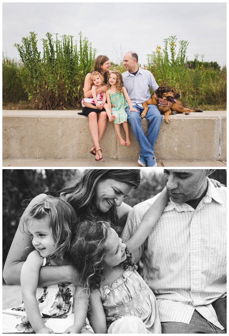 Chicago Family Photographer | Montrose Harbor family photos | Rebecca Hellyer Photography