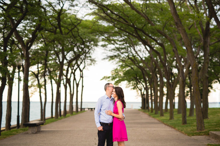 Chicago Engagement Photographer | © Rebecca Hellyer Photography