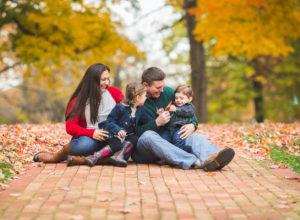 Ryerson Woods Family Photographer | Chicago photographer