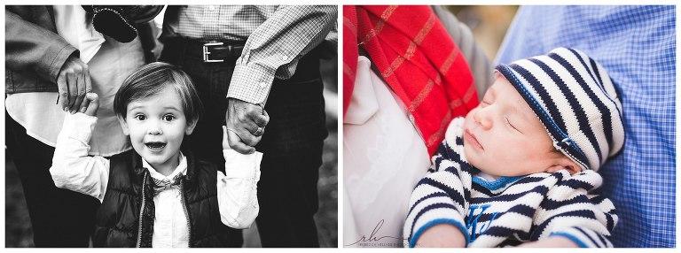 Newborn Photographer | Bucktown, Chicago | © Rebecca Hellyer Photography